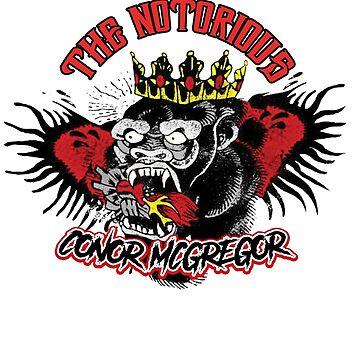 Conor McGregor Tatoo by kalosdesign