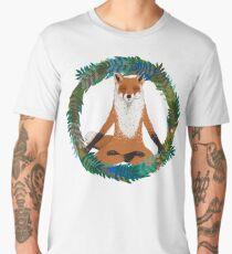 Fox Yoga Men's Premium T-Shirt