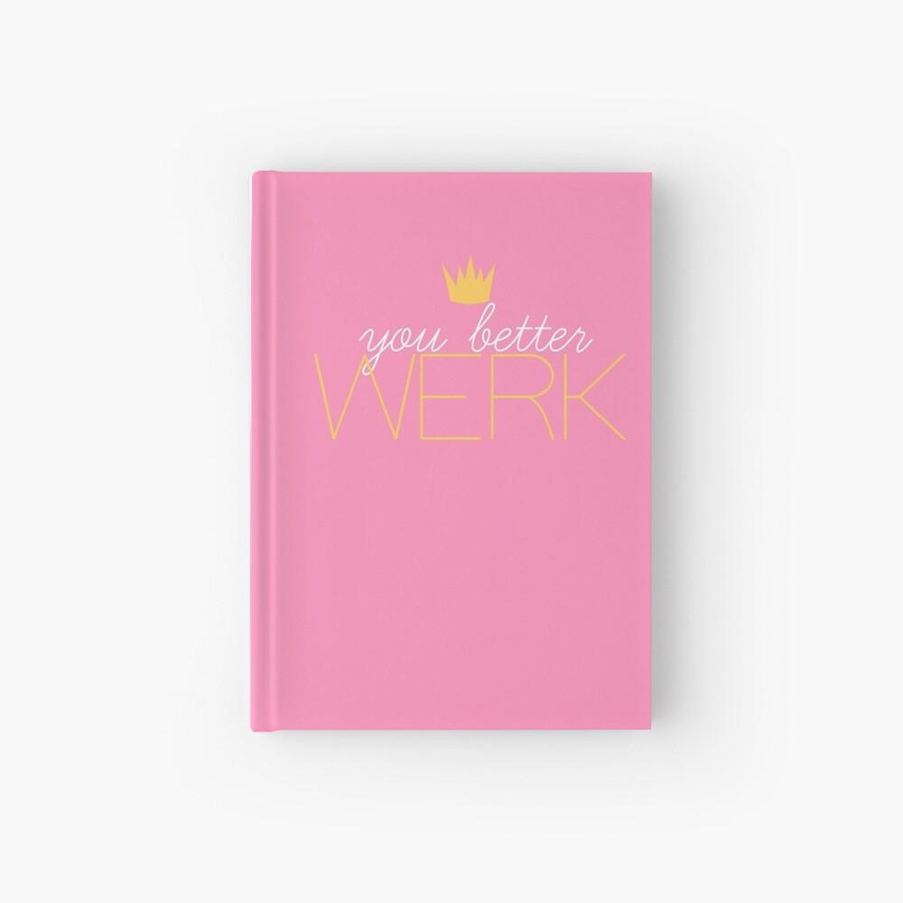 Du arbeitest besser Notizbuch