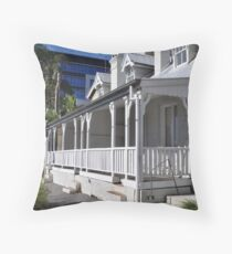 Spring Hill colonial Throw Pillow