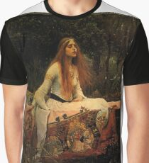 Pre Raphaelite  Graphic T-Shirt