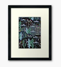 Summer meadow Framed Print
