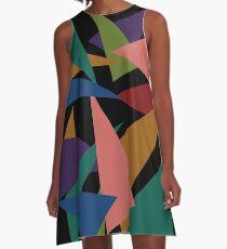 Grim Fandango - Meche Dress Pattern A-Line Dress