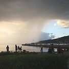 Incoming summer rain by Maria1606