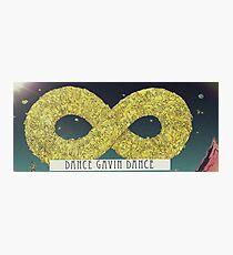Dance Gavin Dance Photographic Print