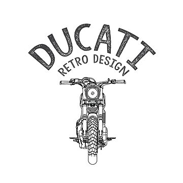 Ducati Retro by sirchio23