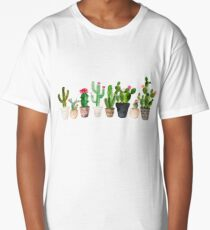 Cactus Long T-Shirt