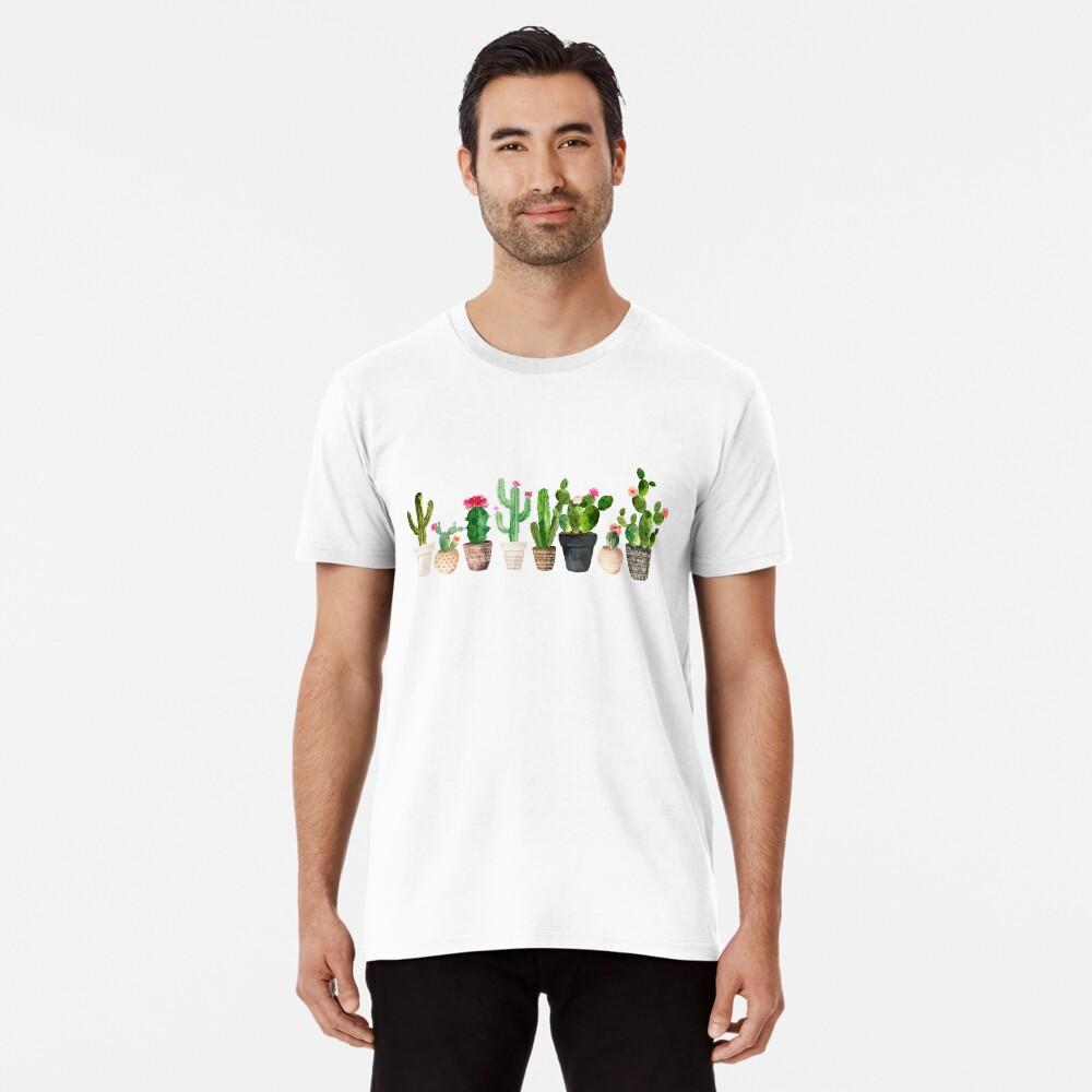 Cactus Premium T-Shirt