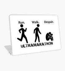 Run. Walk. Despair. Laptop Skin