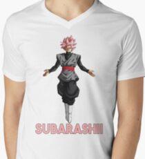 Dragon Ball Super - Goku Black Rose Subarashii T-Shirt