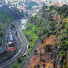 Funchal Road System by trish725