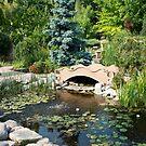 An Oriental Garden by wolftinz