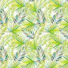 Palmblätter # 1 von BekkaCampbell