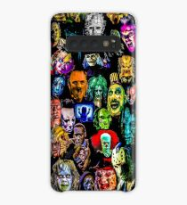 horror collection  Case/Skin for Samsung Galaxy
