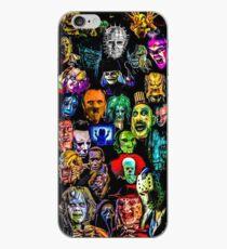 Horrorsammlung iPhone-Hülle & Cover