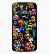 Horrorsammlung Hülle & Klebefolie für Samsung Galaxy