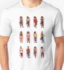 Bill Potts Outfits - The Pilot T-Shirt