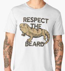Bearded Dragon Men's Premium T-Shirt