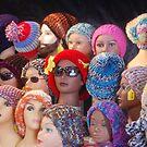 A Flea-Market Crowd.... by zpawpaw