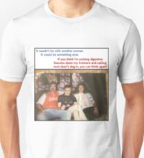 Charlie and Stella - plus Tony! League of Gentlemen T-Shirt