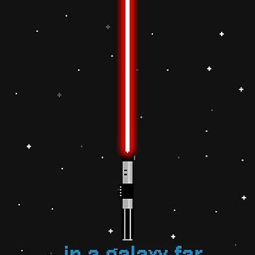 ...in a galaxy far, far away.... by alexmeyer