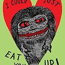 «Comerte todo» de jarhumor