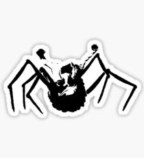 Headspider Headcrab from The Thing Sticker