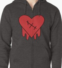 Gravity Falls - Robbie V's Edgy on Purpose heart T-Shirt