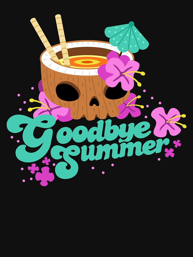 Goodbye Summer by murphypop