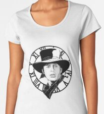 Marty McFly. Women's Premium T-Shirt
