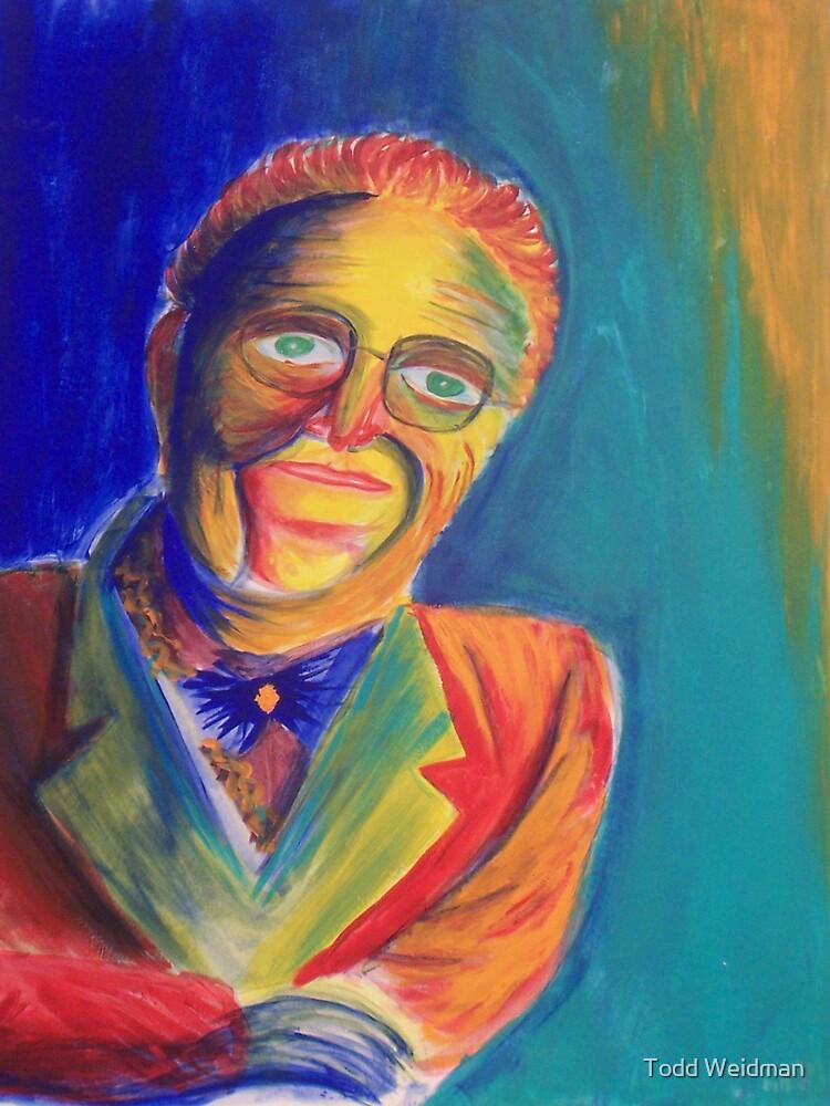 Portrait by Todd Weidman