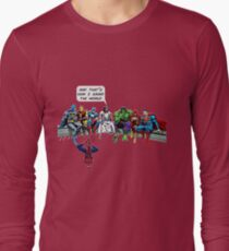 And That's How I Saved The World Jesus Shirt T-Shirt