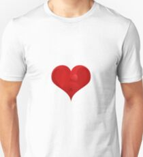 Heart Love Unisex T-Shirt
