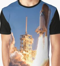STS-124 LAUNCH Graphic T-Shirt