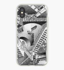 MC Escher iPhone Case