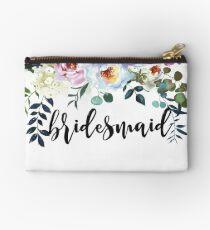 Bridesmaid (floral) Studio Pouch
