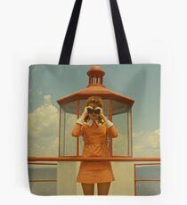 Moonrise Königreich casttle Tote Bag