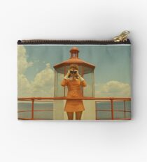 Moonrise Kingdom casttle Zipper Pouch