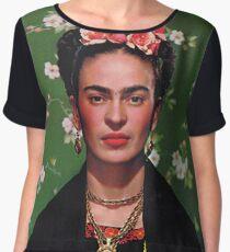 Frida Kahlo Chiffon Top