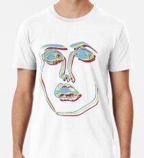 Disclosure face logo Men's Premium T-Shirt