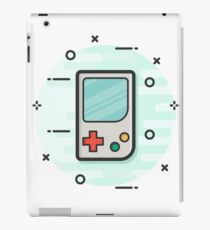 Portable Gaming Console iPad Case/Skin