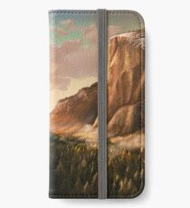 Yosemite Valley iPhone Wallet/Case/Skin