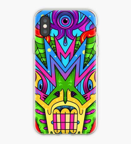 Mista Monsta! iPhone Case