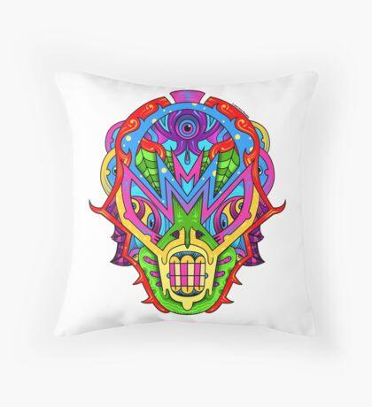 Mista Monsta! Throw Pillow