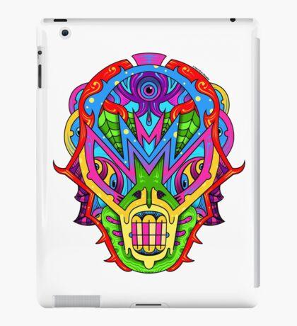 Mista Monsta! iPad Case/Skin