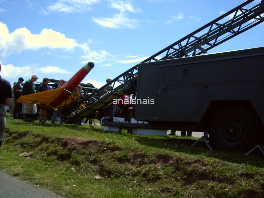 rocket/militaria by anaisnais