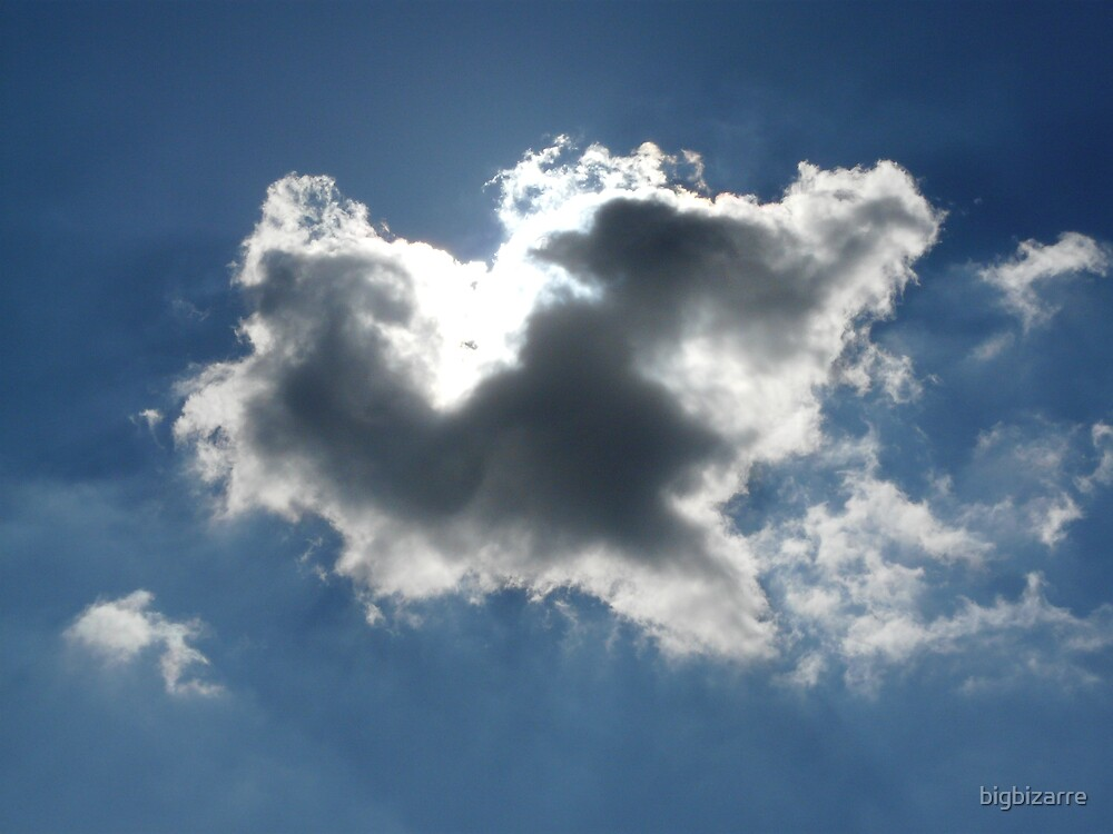Heart cloud by bigbizarre