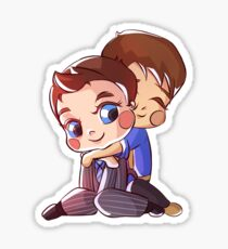 Janto Hug Sticker