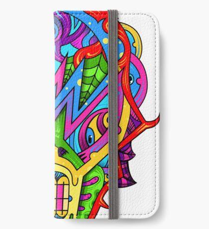 Mista Monsta! iPhone Wallet