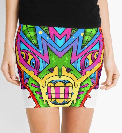 Mista Monsta! Mini Skirt